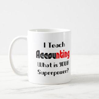 Mug Enseignez la comptabilité