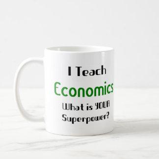Mug Enseignez l'économie
