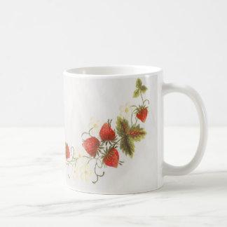 Mug Ensemble de fraise