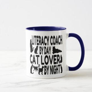 Mug Entraîneur d'instruction d'amoureux des chats