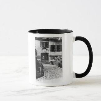 Mug Entrée à la maison de Johann Sebastian Bach
