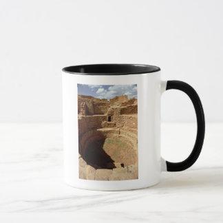 Mug Entrée à un Kiva, construit siècles de c.11th-14th