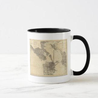 Mug Entrée de San Francisco, la Californie
