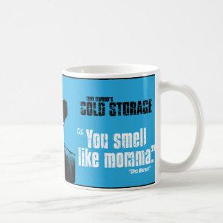 Mug Entreposage au froid