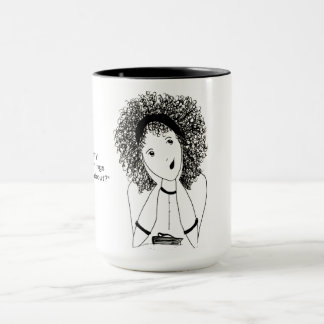 Mug Entretien de fille