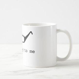 Mug entretien ringard à moi