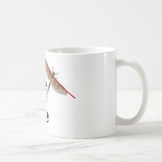 Mug éphémère instantané