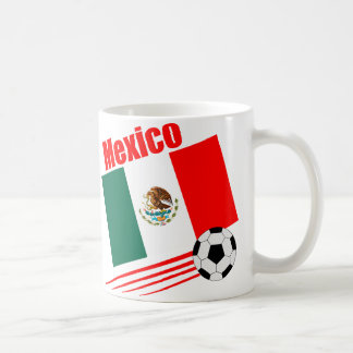 Mug Équipe de football mexicaine