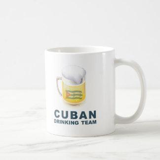 Mug Équipe potable cubaine