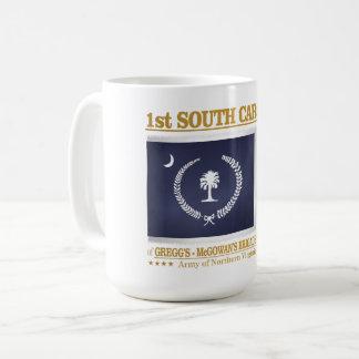 Mug ęr Infanterie de la Caroline du Sud (BA2)