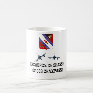 Mug Escadron de Chasse 02.003 Champagne - Patrouil