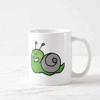 Mug Escargot vert