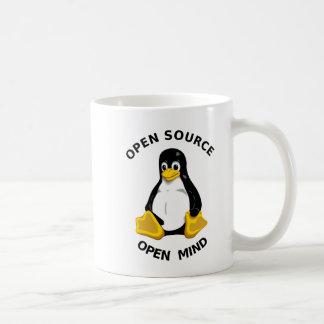 Mug Esprit ouvert d'Open Source