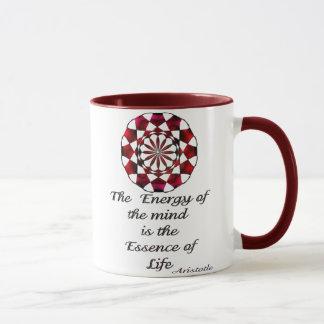 Mug *Essence de Life* - citation d'Aristote