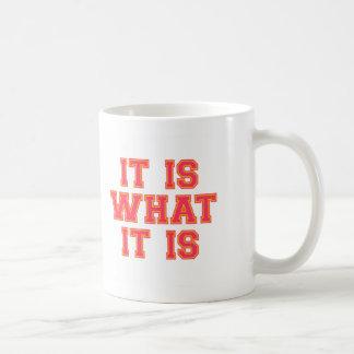 Mug Est il ce que c'est rose et or