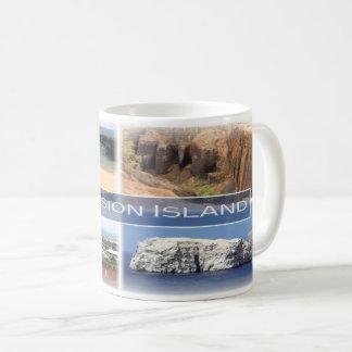 Mug EST l'île - l'île d'ascension -