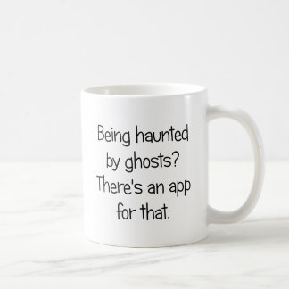 Mug Étant hanté par des fantômes ?