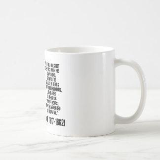 Mug Étape différente de batteur de Thoreau en musique