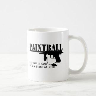 Mug État d'esprit de Paintball/A