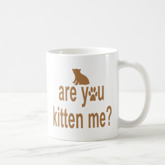 Mug Êtes-vous chaton je ?