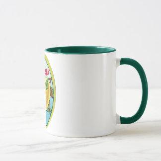 Mug Étiquette vintage de Limonada