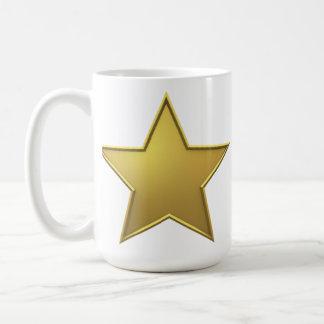 Mug Étoile d'or