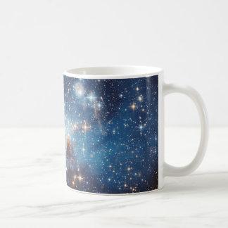 Mug Étoile-Formation de la main gauche 95 de région