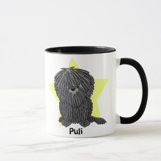 Mug Étoile Puli de Kawaii