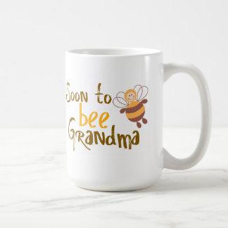 Mug Être bientôt grand-maman