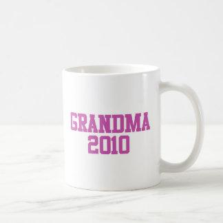 Mug Être bientôt grand-maman en 2010