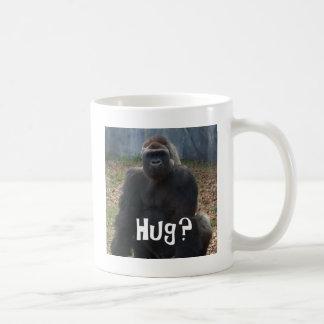 Mug Étreinte de gorille