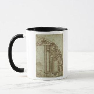 Mug Étude architecturale