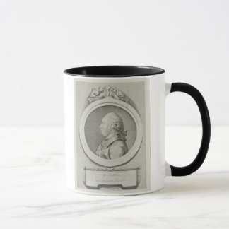 Mug Étude de portrait de George Stubbs (1724-1806)