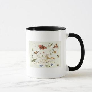 Mug Étude des insectes et des fleurs