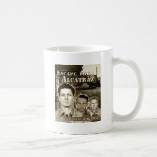 Mug Évasion 1962 d'Alcatraz - de Morris et d'Anglins