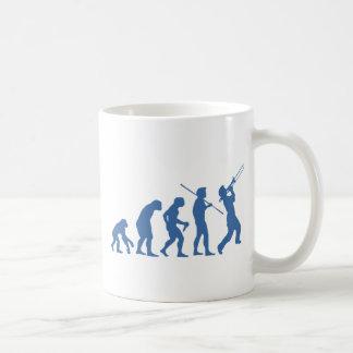 Mug Évolution de musique