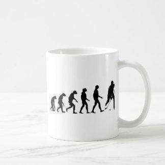 Mug Évolution d'hockey