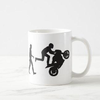 Mug Évolution-Wheelie