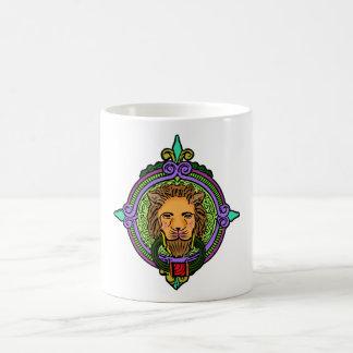 Mug Exclusivité d'art de lion