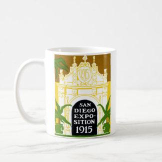 Mug Exposition 1915 de San Diego
