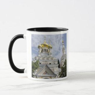 Mug Extérieur de la cathédrale 2 d'Alexandre Nevsky de