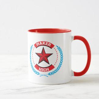 Mug Fabricant haut