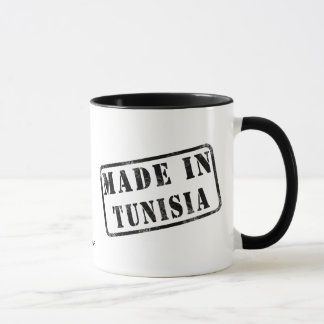 Mug Fabriqué en Tunisie