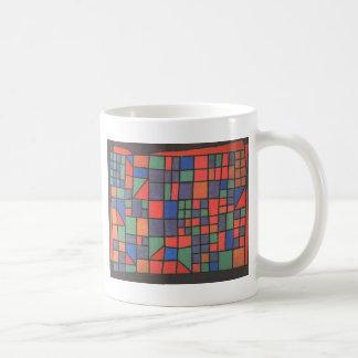 Mug Façade en verre par Paul Klee