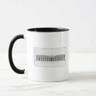 Mug Façade sur la Seine du Palais Bourbon