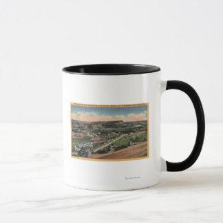 Mug Facturations, Montana - traînée noire de loutre