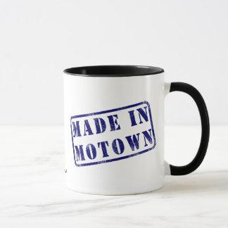 Mug Fait dans Motown