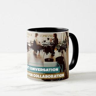 Mug Fait de la place pour la collaboration