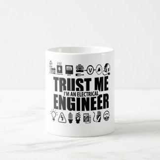 Mug Faites- confiancemoi, je suis un ingénieur