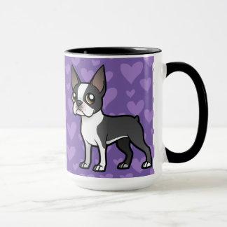 Mug Faites votre propre animal familier de bande